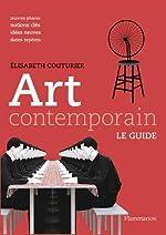 Art contemporain de Elisabeth Couturier