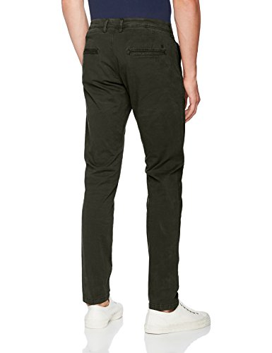 SELECTED HOMME Herren Hose Shhoneluca Forest Night St Pants Noos Grün (Forest Night)