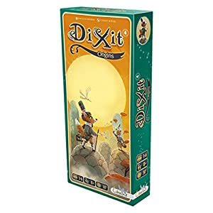 DIXIT Expansión - Todas las expansiones disponibles - Dixit Origins (Libellud DIX06ML)