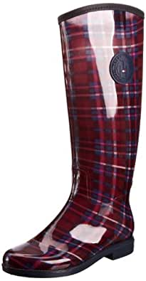 Tommy Hilfiger Womens Oxbridge Gilda Check FW56816049 5 UK, 38 EU