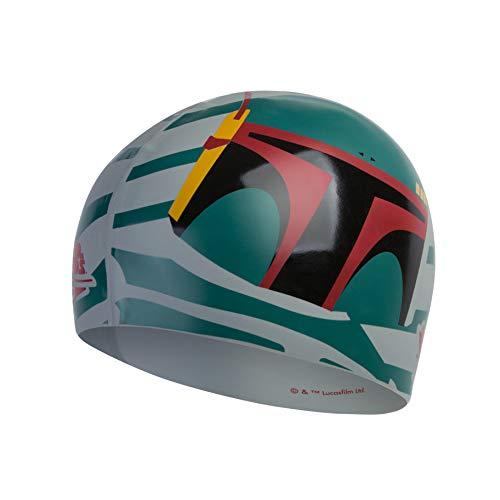 Speedo Unisex-Adult Badekappe Star-Wars-Motivdruck