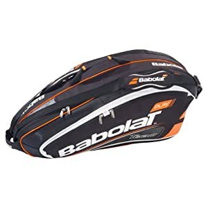 Babolat Holder X6 Play Team Racket Bag - Orange, One Size