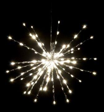 best ambiente LED Stern 120 Lämpchen LED Lampe Energiesparend Weihnachtsbeleuchtung -
