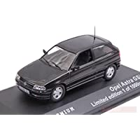 NEW TRIPLE 9 T9P-10019 OPEL ASTRA GSi 1992 BLACK 1:43 MODELLINO DIE CAST MODEL