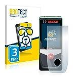 BROTECT Protection Ecran Verre Compatible avec Bosch PLR 50 C [3 Pièces] -...