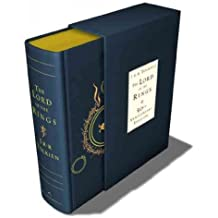 (The Lord of the Rings (Anniversary)) By Tolkien, J. R. R. (Author) leather_bound on (10 , 2004)