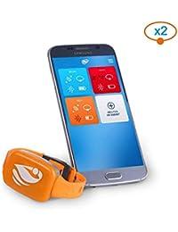 Pulsera de Seguridad Piscina no Stress con aplicación Smartphone Kit 2