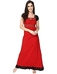 Amazon.in  Cotton - Sleep Robes   Sleep   Lounge Wear  Clothing ... e08d777a7