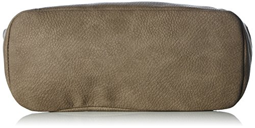 Gerry Weber - Talk Different II Baguette, Borsa baguette Donna Marrone (Braun (taupe 104))