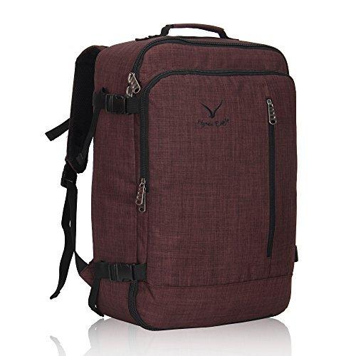 Veevan Damen Herren Ryanair Flugzugelassen Reisegepack Handgepäck Rucksack Handgepäckkoffer 33x20x50cm...