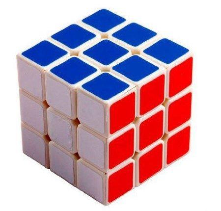 Preisvergleich Produktbild Speedcuber , Weltrekord Zauberwürfel 3x3x3- Speedcube 57mm - Weiß
