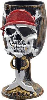 Pirate Party Goblet