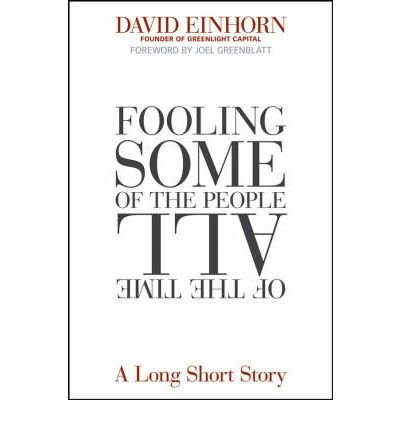 Fooling Some of the People All of the Time: A Long Short Story (Hardback) - Common