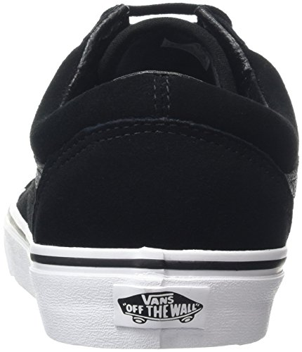 Vans Old Skool, Baskets Basses Mixte Adulte Noir (Reptile black/tornado)
