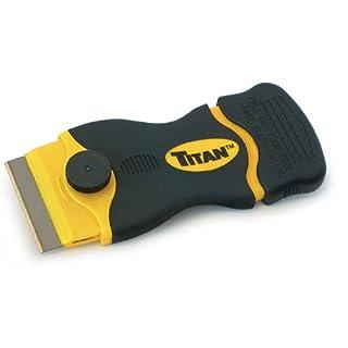 Titan Tools Titan 12031 Mini Razor Scraper, Black