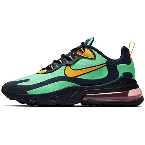 Sneaker Nike Sneakers UOMO NIKE Air MAX 270 React AO4971.300 (40.5-300 Electro Green-Yellow)