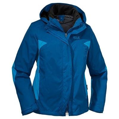 Jack Wolfskin Damen Wetterschutzjacke Onyx Jacket Women von Jack Wolfskin bei Outdoor Shop
