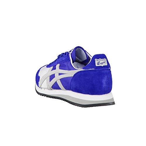 Onitsuka Tiger Sneaker Dualio D600N MONACO BLUE/SOFT GREY