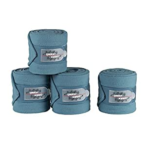 Eskadron Bandagen Fleece (CS ltd. HW17) Aquamarine