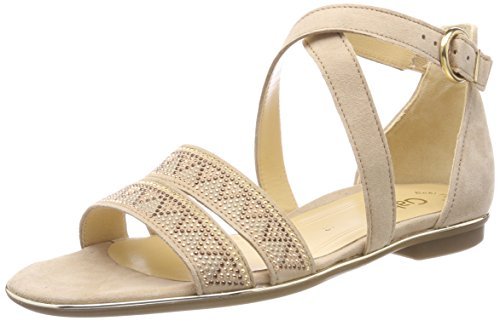 Gabor Shoes Gabor Fashion, Sandales Bride Cheville Femme, (Bluette), 35.5 EU