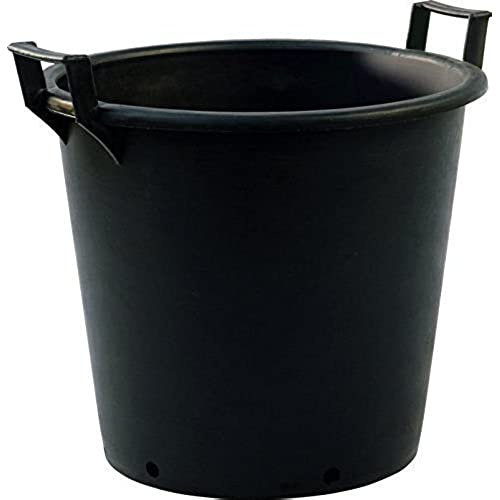 Plastic Garden Pot Plastic garden containers amazon large size 100l plastic plant pot ideal for outdoor garden tall tree planter container workwithnaturefo