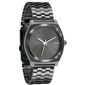 Nixon - A045632-00 - Montre Homme - Quartz Analogique - Bracelet Acier Inoxydable Noir