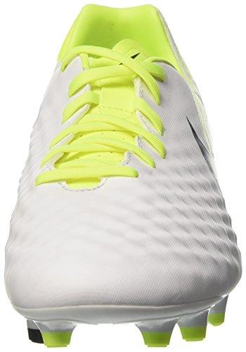 Magista Volt Onda black vert Platinum Fg white pure Ii Gris Nike Fußballschuhe Herren Weiß 5vEwFF