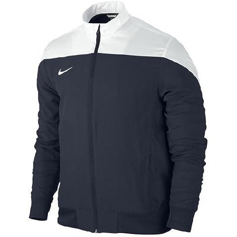 Nike 588398463-00L - Chaleco de fútbol para hombre, color azul, talla 147/158