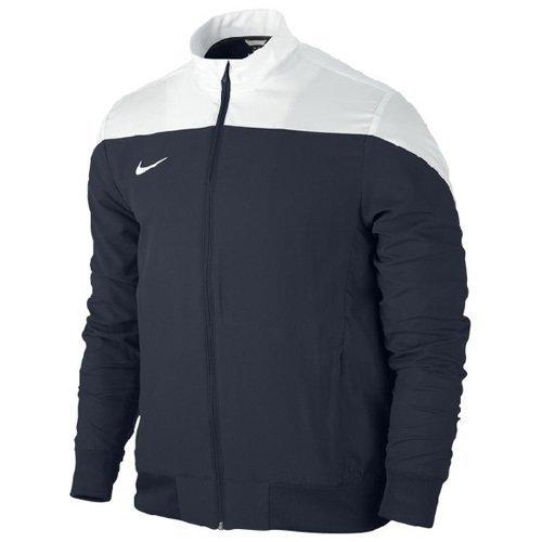 32626688002847 Nike Squad14 SDLN Veste de survêtement pour homme Bleu - Bleu nuit blanc