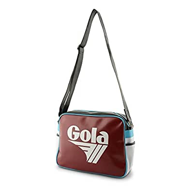 Gola Bags Gola - Redford Burgundy/White/Sky Blue, Brown