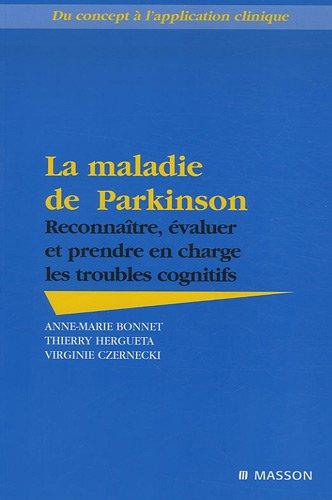 La maladie de Parkinson par Anne-Marie Bonnet