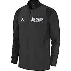 Nike NBA All Star Game 2018 Los Angeles Jacket Oficial Jordan Brand, Sudadera de Hombre