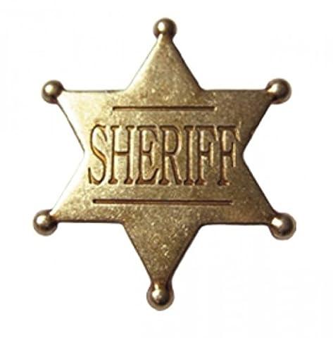 Denix uS shérif badge shérif de cowboy