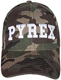 72d80e447c3245 Pyrex Berretto PY18041 Baseball Camouflage ...