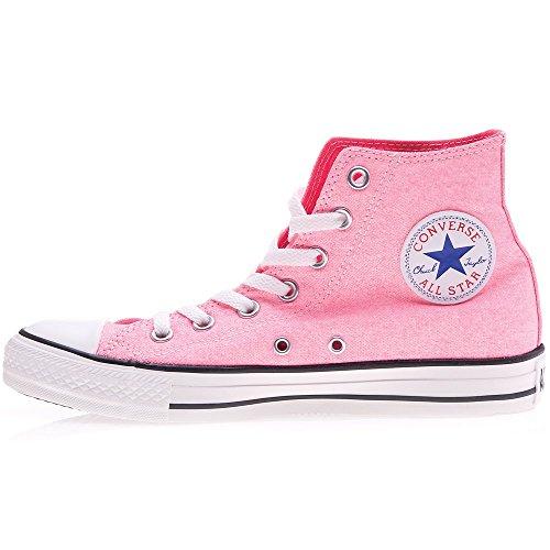 Converse Chucks – CT HI NEON – Neon Pink, Schuhgröße:39 - 3