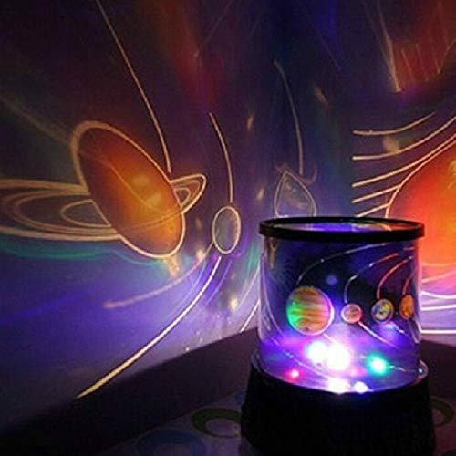 Susens Sternenhimmel projektor lampe Kinderzimmer LED-Anzeige Kinder Schlaf USB perfektes geschenk für babys, kinder, geburtstage, weihnachten, halloween