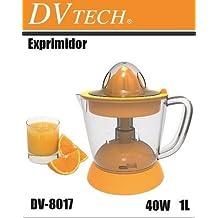 JPWonline - Exprimidor eléctrico 40W 1,0 litro DV-Tech DV-8017