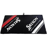 Srixon Tour Towel 2017, White/Black