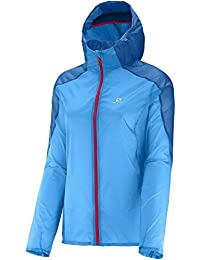 Salomon Fast Wing Hooded Vestee Course à Pied - SS15