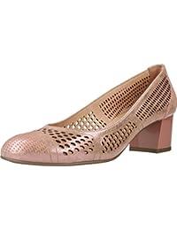 Zapatos de tac�n, color Rosa , marca HISPANITAS, modelo Zapatos De Tac�n HISPANITAS MAGIC-V7 Rosa
