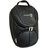 Asbri Golf Leatherette - Bolsa para Zapatos de Golf, Color Negro
