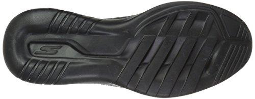 Skechers Go Run Mojo-Verve, Chaussures de Fitness Femme Noir (Black)
