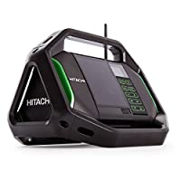 Hitachi UR18DSAL 14.4/18 V Radio Cordless AM/FM - Green/Black