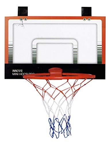 Haberk Mini Basketballkorb Hoop Set für Tür Kinder Spiel Indoor mit Ball