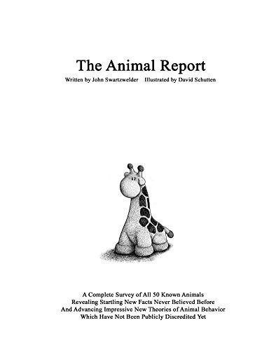 The Animal Report (English Edition)