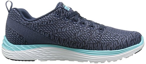 Skechers - Valeris, Sneakers da donna Blu (Blu (Navy/Blue))