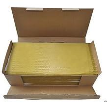 sunwon® 30 Pcs Base Bee los productos Base de cera de abeja Bee Keeping agricultura