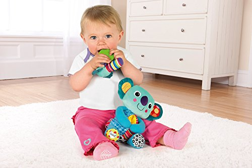 lamaze baby spielzeug kuschelige koalabren hochwertiges kleinkindspielzeug mehrfarbig frdert die. Black Bedroom Furniture Sets. Home Design Ideas
