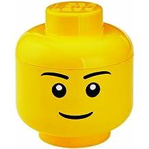 LEGO Lizenzkollektion 40311732 - LEGO Aufbewahrungskopf S klein Junge