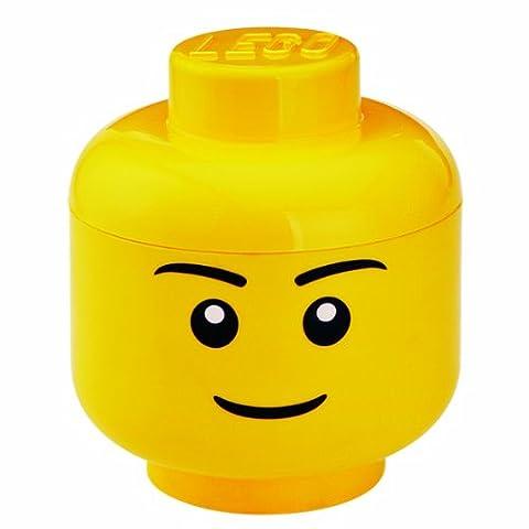LEGO - TETE A RANGER - Petit modèle - GARCON